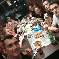 Photo taken at Crescent Moon Uygur Restaurant by SePe on 9/22/2016