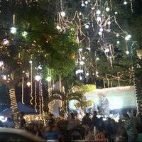Photo taken at Parque Central de Antiguo Cuscatlán by Victor C. on 12/26/2012