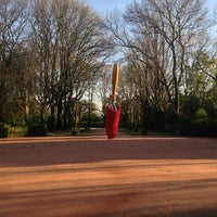 Photo taken at Museu de Serralves by Miguel R. on 1/2/2013
