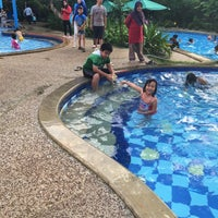 Photo taken at Swimming pool - Mercure Hotel by Ketut S. on 2/27/2016