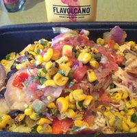 Photo taken at Pancheros Mexican Grill by Luke W. on 3/16/2013