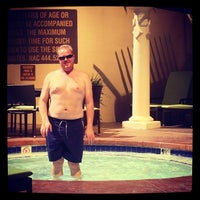 Photo taken at Four Seasons Hotel Las Vegas Pool by Mathew S. on 5/12/2013