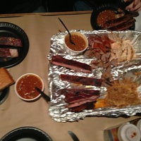Photo taken at KC's Rib Shack by Bill H. on 1/27/2013