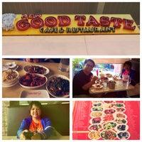 Photo taken at Good Taste Restaurant by Chad M. on 11/9/2012