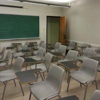 Photo taken at LSU - Lockett Hall by Daniel B. on 5/10/2013