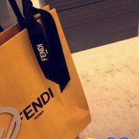 Photo taken at FENDI by سٓ ع. on 1/24/2018
