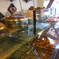 Photo taken at Al Melook Sweets by Mihai R. on 3/17/2013