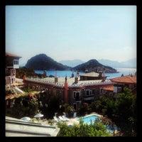Photo taken at Perili Bay Resort by Dilek E. on 7/20/2013