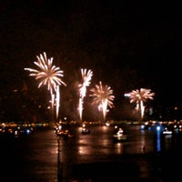 Photo taken at Brooklyn Waterfront by Jonathan D. on 7/5/2015