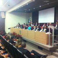 Photo taken at Tribunal Regional do Trabalho da 8ª Região by Herisson L. on 11/30/2012