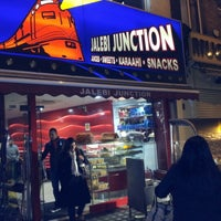 Photo taken at Jalebi Junction by Haseeb N. on 11/23/2012