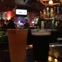 Photo taken at Wicked Moose Bar & Grill by Annie D. on 3/3/2013
