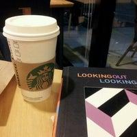 Photo taken at Starbucks by Stephanie C. on 2/12/2013