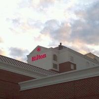 Photo taken at Hilton Columbus/Polaris by Victoria H. on 7/30/2013