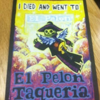 Photo taken at El Pelon Taqueria by Katherine Y. on 3/2/2013