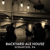 Photo taken at Backyard Ale House by Amanda P. on 12/15/2012