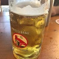 Photo taken at Prösslbräu Adlersberg by Julia K. on 8/15/2017