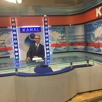 Photo taken at Kanal E by Ömer Ü. on 6/20/2016