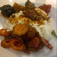 Photo taken at Chef in Action~nasi kandar, MBC Foodcourt by Nasrah M. on 3/4/2013