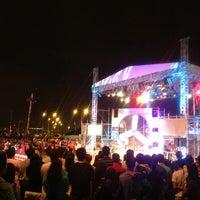 Photo taken at Setia City Park by ju ©. on 10/6/2012