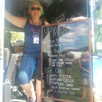 Photo taken at Urban Grill Food Truck by Jessica M. on 7/13/2013