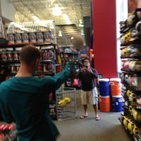 Photo taken at DICK'S Sporting Goods by Mikey H. on 2/11/2013