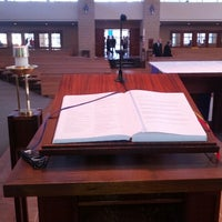 Photo taken at St. Thomas More Catholic Church by Thomas C. on 12/15/2012