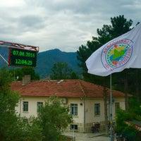 Photo taken at Saricakaya Belediyesi by Furkan Ö. on 6/7/2016