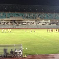 Photo taken at Stadium Darul Aman by Arein R. on 11/23/2012