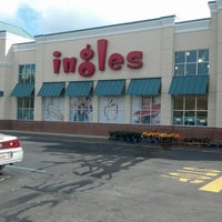 Photo taken at Ingles by Keith D. on 10/25/2012