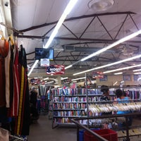 Photo taken at Amvets Thrift Store by LiAnn I. on 4/13/2013