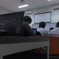 Photo taken at Class G2 Politeknik Telkom by Elviano D. on 11/19/2012