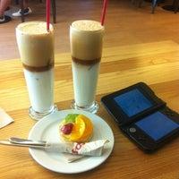 Photo taken at Costa Coffee by Izata Z. on 2/16/2013