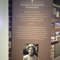 Photo taken at The Shops of Historic Charleston Foundation by LaWana M. on 8/8/2014