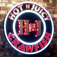 Photo taken at Hot N Juicy Crawfish by Michael C. on 10/28/2012