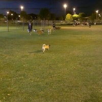 Photo taken at Chaparral Dog Park by Michael C. on 9/28/2012
