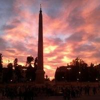 Foto tomada en Piazza del Popolo por Paola C. el 1/4/2013
