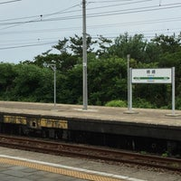 7/7/2015にsamahogenが柿崎駅で撮った写真
