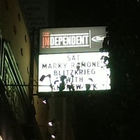 Photo taken at The Independent by Michael S. on 10/13/2013