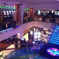 Photo taken at Casino Helsinki by Оlya B. on 4/30/2013