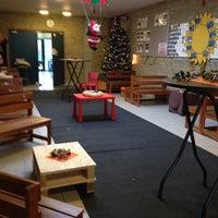 Photo taken at Heilig Hartschool by Steffie B. on 12/12/2014