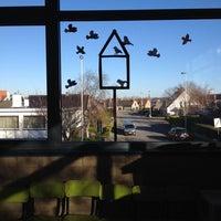 Photo taken at Heilig Hartschool by Steffie B. on 3/20/2014