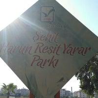 Photo taken at Sehit Harun Resit Yarar Parkı by Sade B. on 7/15/2016