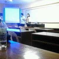 Photo taken at University of Cebu College of Law by Bernadette B. on 3/7/2013