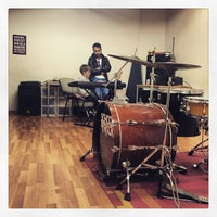 Photo taken at School of Rock by Rudy J. on 2/18/2015