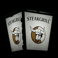 Photo taken at Steakgrill by Zuzka N. on 11/6/2012