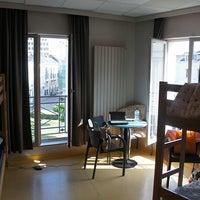 Photo taken at Gîte - Auberge de Jeunesse Jacques Brel by JIYOON P. on 7/25/2013