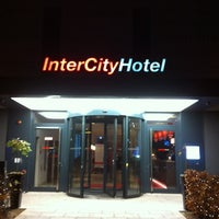 Photo taken at InterCityHotel Berlin-Brandenburg Airport by Сергей Г. on 11/24/2012