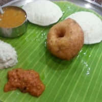 Photo taken at Shri Krishna Inn by Karthik R. on 2/8/2014