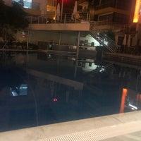6/16/2018 tarihinde Rumeysa A.ziyaretçi tarafından Alaiye Kleopatra Hotel'de çekilen fotoğraf